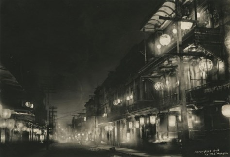 Willard Worden. Midnight in Chinatown 1903