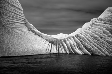 Ernest H. Brooks II Winged Wall, Antarctica, 2010
