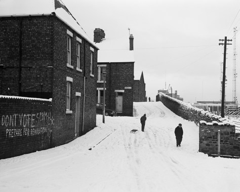 Terraced Housing, Wallsend, Tyneside