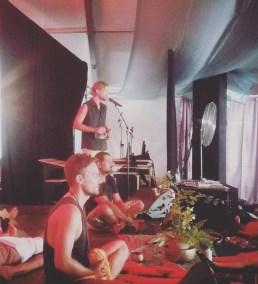 Sound Healing, Woodford Folk Festival