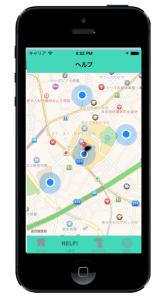 AIAI-マップ画面