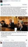 マイケル・ヨン氏。「日本は慰安婦問題で勝つ。これは情報戦の一環であり事実ではない。作り話だ」。