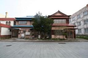 元町石畳通りの古民家