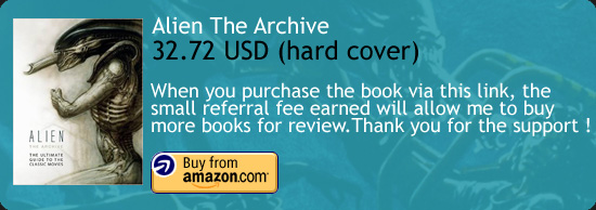 Alien The Archive Art Book Amazon Buy Link