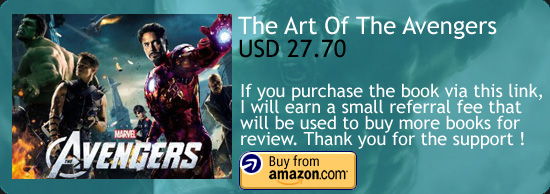 The Art Of Marvel's The Avengers Art Book Amazon Buy Link
