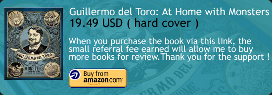 Guillermo del Toro : At Home with Monsters Book Amazon Buy Link