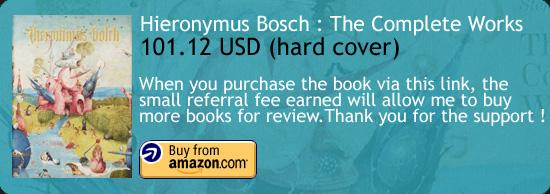 Hieronymus Bosch : Complete Works Art Book Taschen Amazon Buy Link