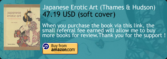 Japanese Erotic Art - The Hidden World Of Shunga Book Amazon Buy Link