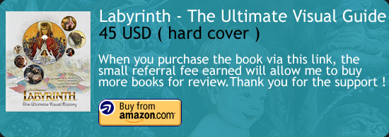 Labyrinth - The Ultimate Visual Guide Book Amazon Buy Link