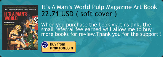 It's A Man's World - Postwar Pulp Magazine Book Amazon Buy Link