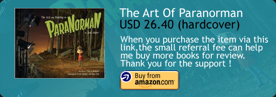 The Art And Making Of ParaNorman Book Amazon Buy Link