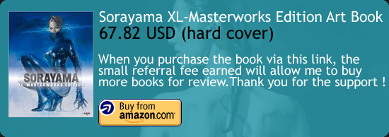 Sorayama XL-Masterworks Edition Art Book Amazon Buy Link
