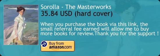 Sorolla - The Masterworks Art Book Amazon Buy Link