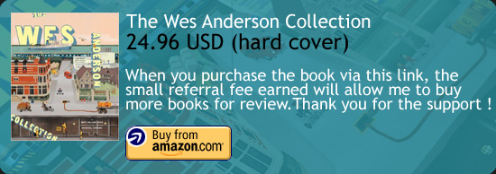 The Wes Anderson Collection Book Amazon Buy Link
