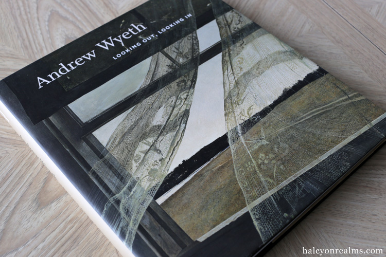Andrew Wyeth : Looking Out, Looking In Art Book