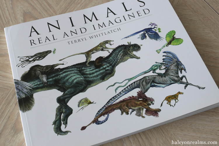 Animals Real And Imagined Art Book Terryl Whitlatch
