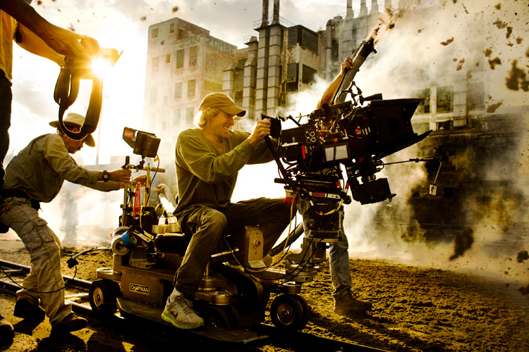 Michael Bay   What is Bayhem   Cinematography Study   Halcyon Realms     Cinematography Study