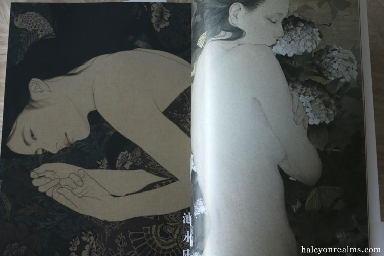 Bijinga Zukushi - Japanese Beauties Art Book Review