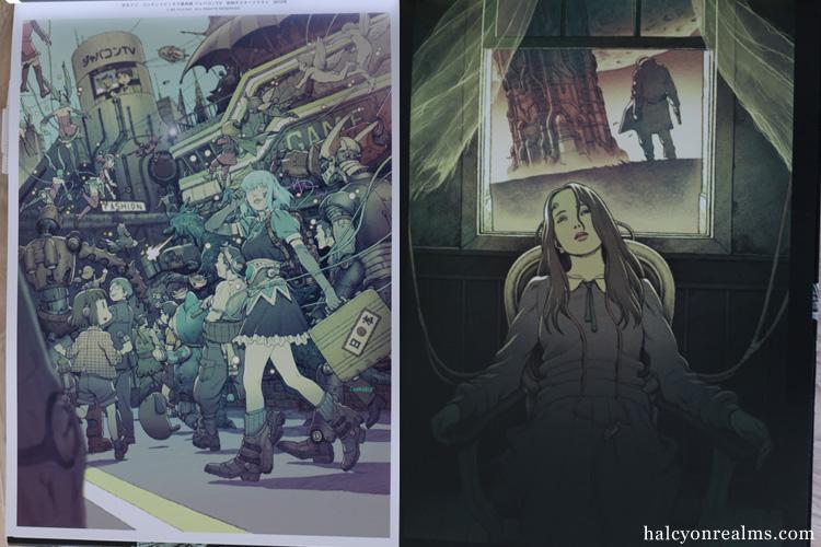 Cannabis Works 2 - Tatsuyuki Tanaka Art Book Review