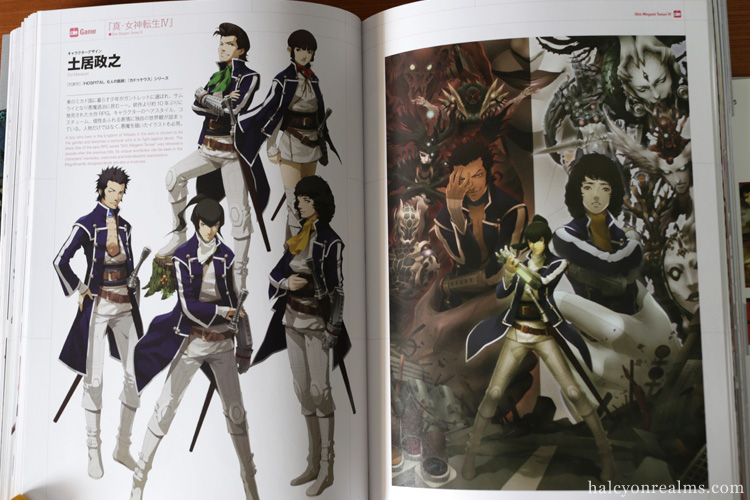 Character Design Books : Games anime character design book review