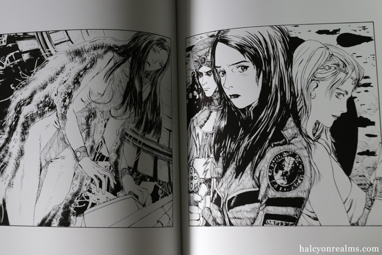 Future - Tsuruta Kenji Art Book
