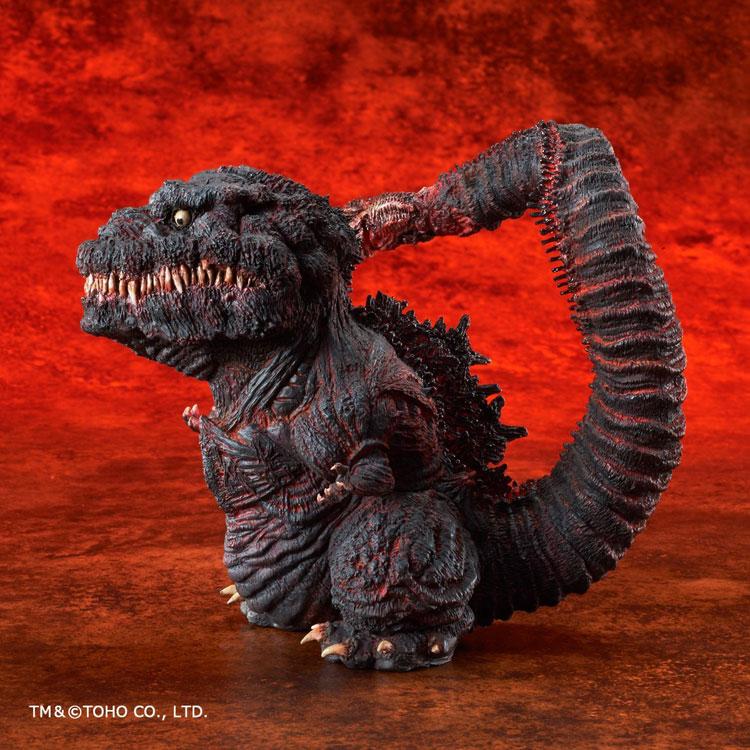 Shin Godzilla Super Deformed Vinyl Figure Halcyon Realms