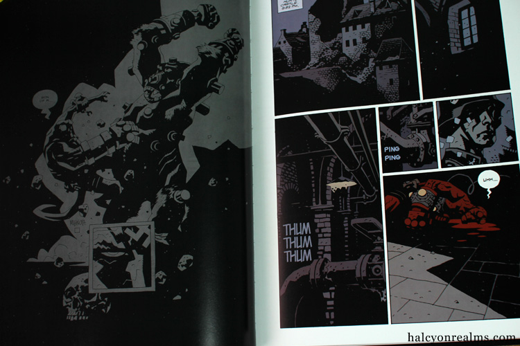 Hellboy Library Edition Volume 3