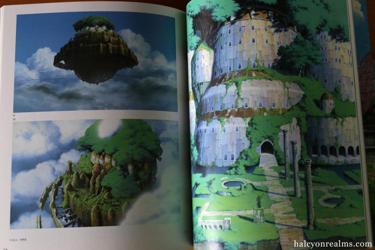 Studio Ghibli Structures Exhibition Catalog 2014
