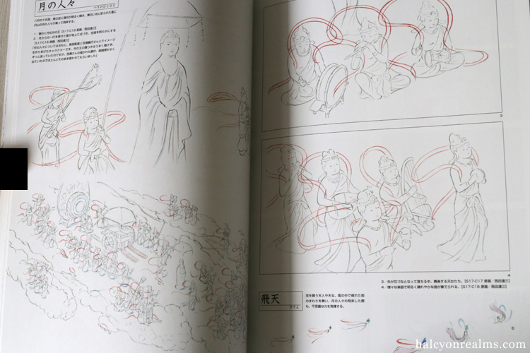 The Art Of Kaguyahime Book Ghibli