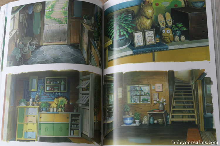 When Marnie Was There Ghibli Art Book