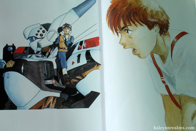 Patlabor 25th Anniversary Memorial Book