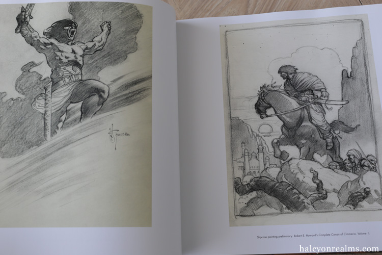 Portfolio - Mark Schultz Art Book Review