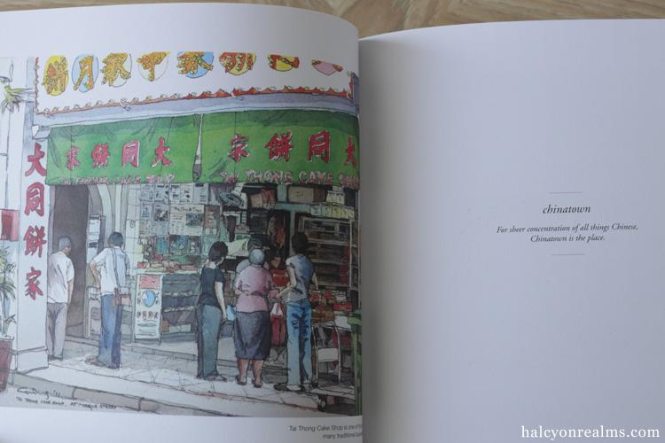 Scenes Of Singapore - Foo Kwee Horng Art Book