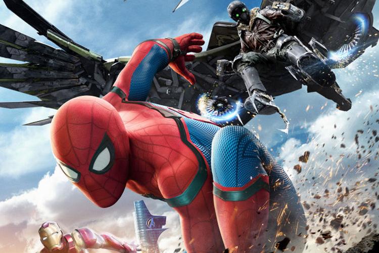 Spiderman : Homecoming International Trailer 3