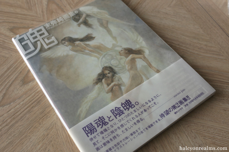 Haku - 199010-200101 Suemi Jun Art Book Review