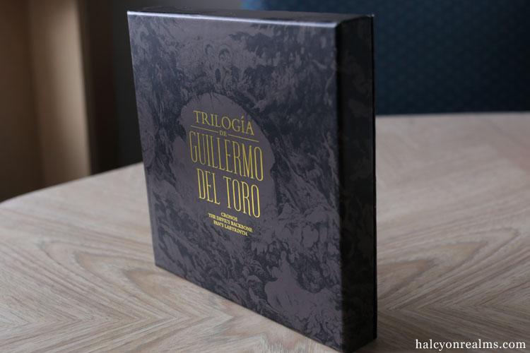 Trilogía de Guillermo del Toro - Criterion Blu-ray