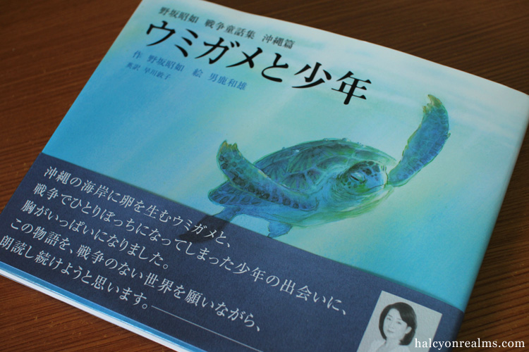 A Green Turtle And A Boy - Kazuo Oga Art Book