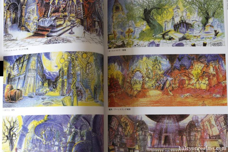 Vampire Artworks - Capcom Games Art Book