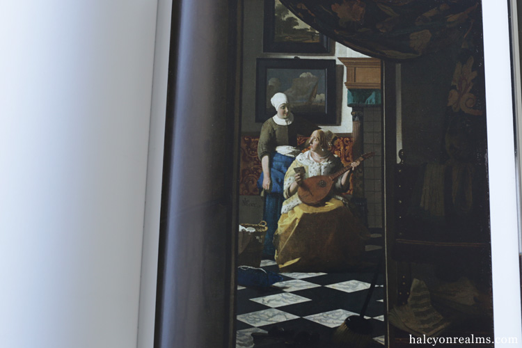 Vermeer - The Complete Works Art Book Taschen