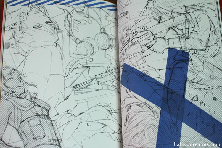 KYMG2 : Kozaki Yusuke Illustrations Art Book