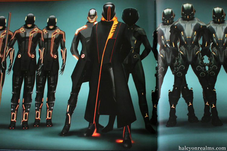 The Art Of Tron Legacy Book
