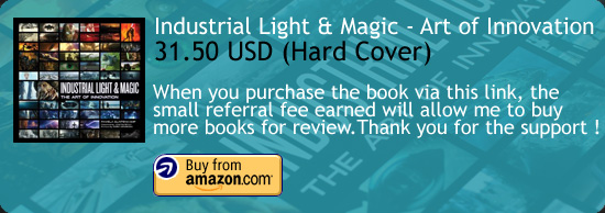 Industrial Light & Magic - The Art of Innovation Book Amazon Buy Link