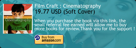 Film Craft : Cinematography Focal Press Book Amazon Buy Link