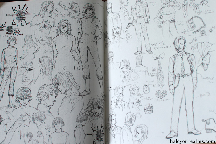 Rosario Yeti - Sho-u Tajima Art Book
