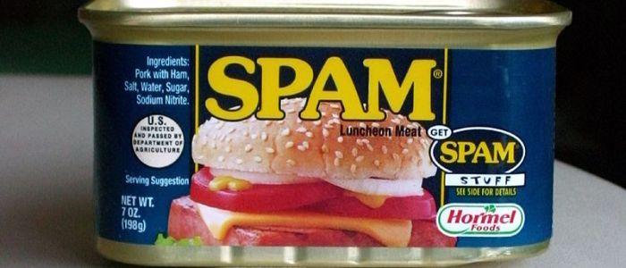 Spam / Splog Wars