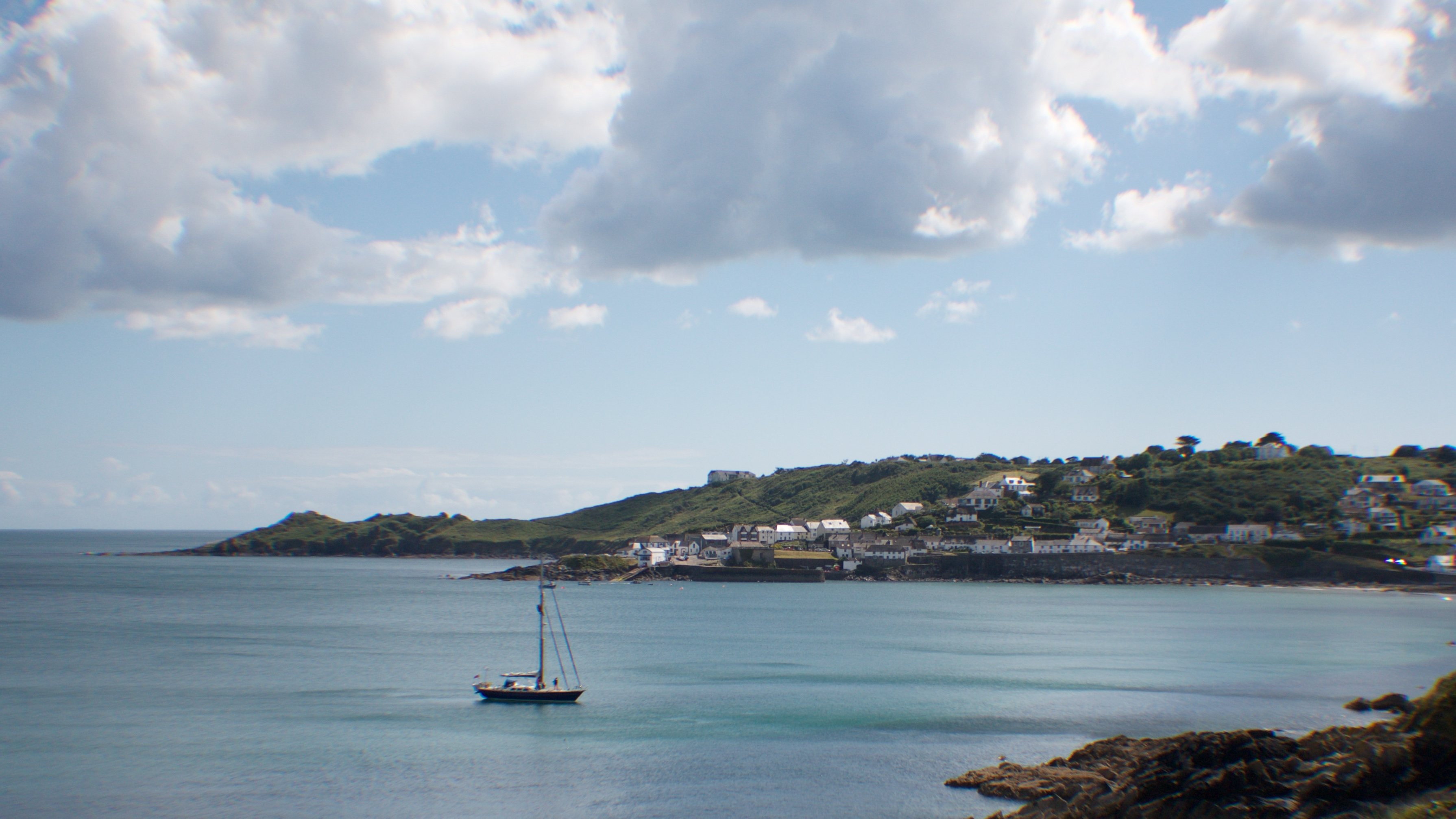 Coverack South West Coastal Path views