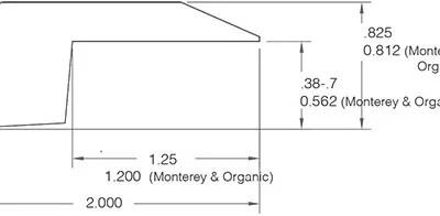 Threshold Round molding for Hallmark Floors' wood products