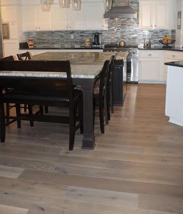 Alta Vista Delmar Engineered wood floors with NuOil finish