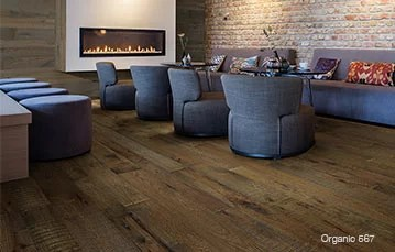 Hallmark Floors' Commercial Flooring