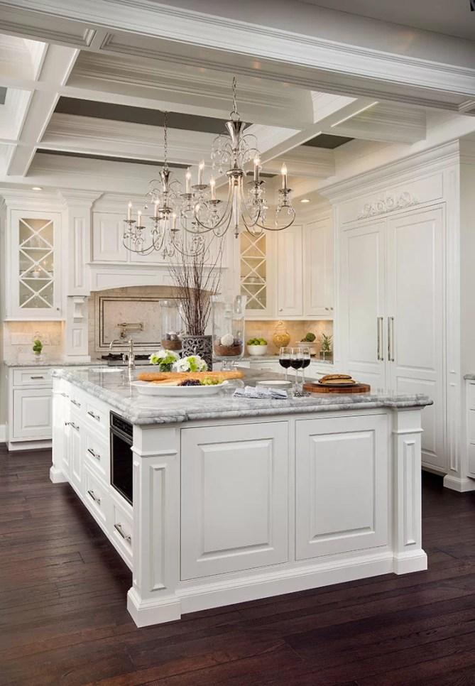 Kitchen kraft features hallmark floors in an amazing remodel for Select kitchen design columbus ohio